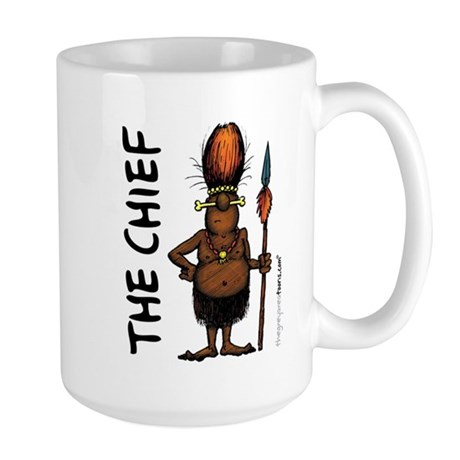 The Chief Large Mug