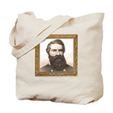 Black Knight of the Confederacy - Ashby Tote Bag