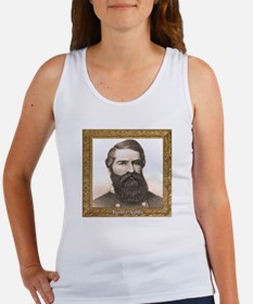 Black Knight of the Confederacy - Women's Tank Top