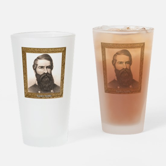 Black Knight of the Confederacy - A Drinking Glass
