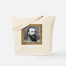 Old War Horse - Longstreet Tote Bag