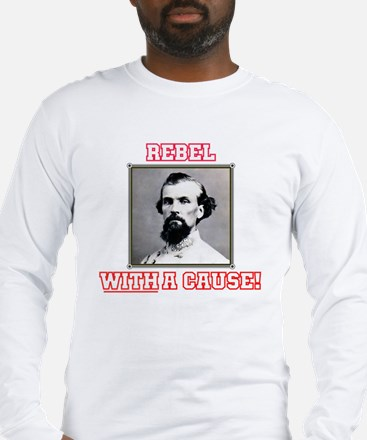 Rebel With a Cause - Forrest Long Sleeve T-Shirt