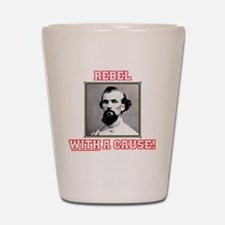 Rebel With a Cause - Forrest Shot Glass