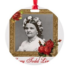 Mary Todd Lincoln Ornament