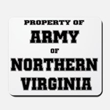 Proprty of the Army of Northern Virginia Mousepad