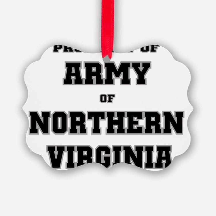 Proprty of the Army of Northern V Ornament
