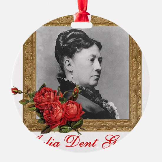 Julia Dent Grant Ornament