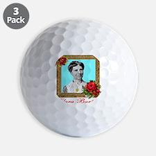 Clara Barton - Nurse Golf Ball