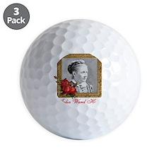 Julia Ward Howe Golf Ball