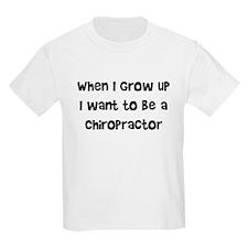 When I Grow Up Kids T-Shirt