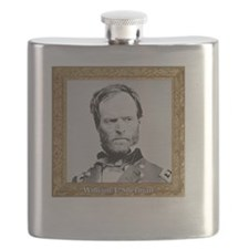 Uncle Billy Sherman Flask
