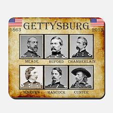 Gettysburg - Union Mousepad