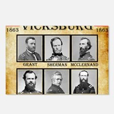 Vicksburg - Union Postcards (Package of 8)