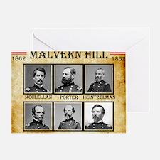 Malvern Hill - Union Greeting Card