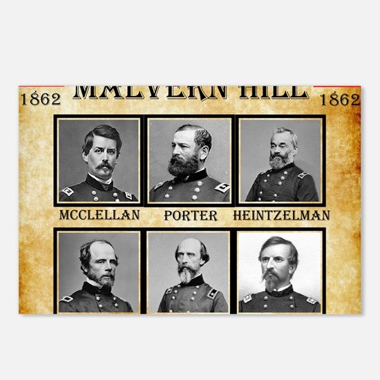 Malvern Hill - Union Postcards (Package of 8)
