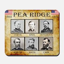 Pea Ridge - Union Mousepad