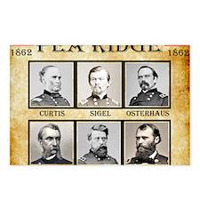 Pea Ridge - Union Postcards (Package of 8)