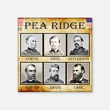 """Pea Ridge - Union Square Sticker 3"""" x 3"""""""