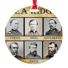 Pea Ridge - Union Ornament