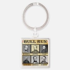 Bull Run (1st) - Union Square Keychain