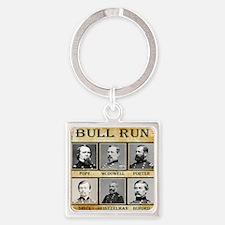 Bull Run (2nd) - Union Square Keychain