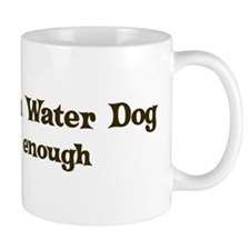 Spanish Water Dog Small Mug