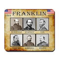 Franklin - Union Mousepad
