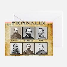 Franklin - Union Greeting Card