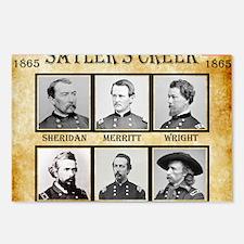 Saylers Creek - Union Postcards (Package of 8)