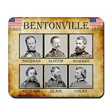 Bentonville - Union Mousepad