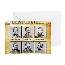 Bentonville - Union Greeting Card