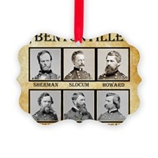 Bentonville - Union Ornament