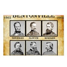 Bentonville - Union Postcards (Package of 8)