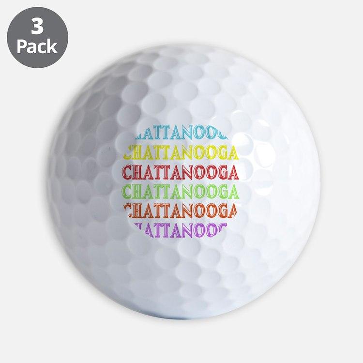 Chattanooga Golf Ball