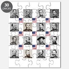 Union Warriors Puzzle