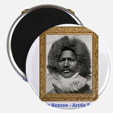 Matthew Henson - Arctic Explorer Magnet