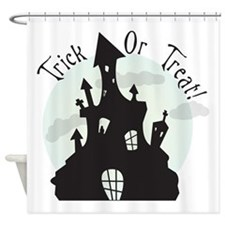 Trick or Treat Shower Curtain