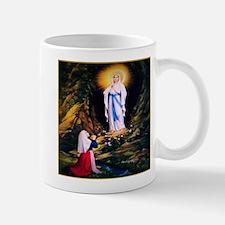 Our Lady of Lourdes 1858 Mug
