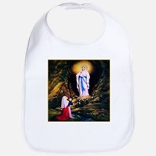 Our Lady of Lourdes 1858 Bib