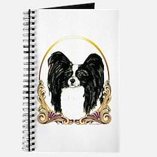 Papillon Christmas/Holiday Journal