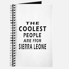 The Coolest Sierra Leone Designs Journal