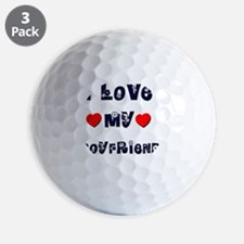 BOYFRIEND Golf Ball