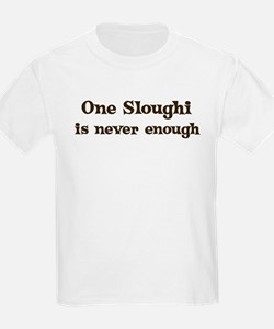 One Sloughi Kids T-Shirt