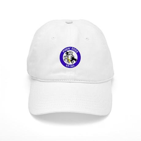 VF-143 Pukin' Dogs Cap