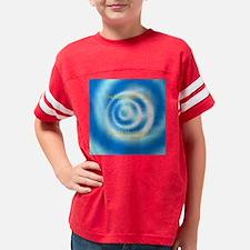 bluewhite Youth Football Shirt