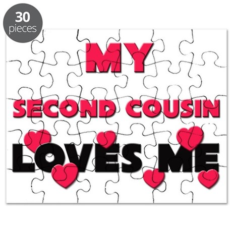 SECOND-COUSIN Puzzle