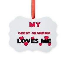 GREAT-GRANDMA Ornament