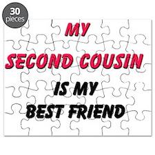 3-SECOND-COUSIN Puzzle