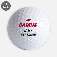 3-DADDIE Golf Ball