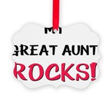 4-3-GREAT-AUNT Ornament